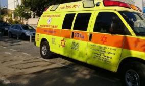 إصابة خطيرة لرجل بجريمة إطلاق نار في نحف
