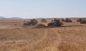 مخطط اسرائيلي لمنع اهالي النقب من الوصول إلى أراضيهم