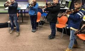 المعهد الوطني للموسيقى يبدأ برنامجه التعليمي للعام الدراسي الجديد