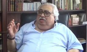 وفاة الناشر اللبناني السوري رياض نجيب الريس في بيروت