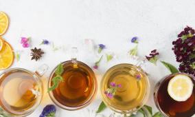 أنواع الشاي المفيدة في موسم البرد