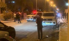 إصابة عنصر شرطة اسرائيلي خلال مطاردة في دبورية