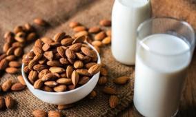 حليب نباتي لذيذ له 7 فوائد واستخداماته متعددة