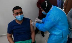 الصحة: تجاوزنا مليون جرعة تطعيم منذ بدء الحملة