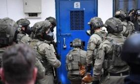 """توتر شديد يسود سجن """"عسقلان"""" والأسرى يطالبون بوضع حد لمعاناتهم"""