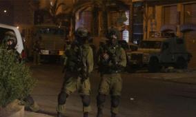 جنين: إصابة 5 شبان بينهم طفل بالرصاص الحي وسادس دعسه جيب عسكري