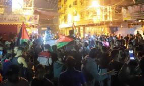 رام الله: الآلاف يشاركون في وقفة اسناد ودعم لأهلنا في القدس