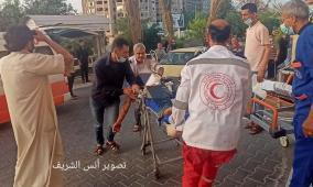 9 شهداء بينهم 3 أطفال في غارة إسرائيلية شمال غزة