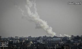 المقاومة تقصف القدس ومستوطنات غلاف غزة