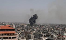 28 شهيدا بينهم 10 أطفال وسيدة حصيلة العدوان على غزة