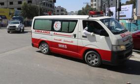 شهيد وإصابات بقصف مركبة شمال بيت لاهيا ودراجة نارية شرق خان يونس