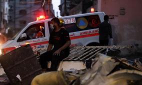 ارتفاع حصيلة العدوان على غزة إلى 65 شهيدا و365 إصابة