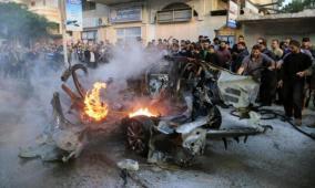 103 شهداء بينهم 27 طفلا و11 سيدة بعدوان الاحتلال المستمر على غزة