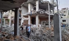 سلطة النقد تقرر تعطيل الدوام بالمكاتب والمصارف العاملة في غزة