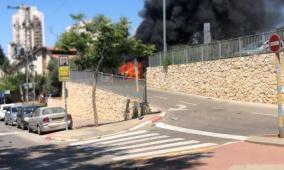 مصرع مستوطن إسرائيلي بقصف المقاومة لتل أبيب