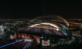 تصفيات كأس العرب في ضيافة استادي خليفة الدولي وجاسم بن حمد