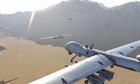 السعودية تعلن اعتراض عشر الطائرات الحوثية المفخخة
