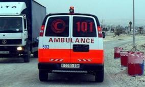 وفاة مواطن متأثر بإصابته بحادث دعس في  جنين
