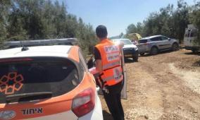 مصرع فتى بحادث طرق في مرج ابن عامر