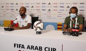 سعيد عبدي هيبة: فخور بما قدمه اللاعبون رغم الخسارة