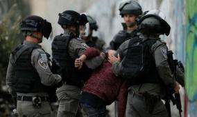 الاحتلال يعتقل طفلا ويصيب آخرين خلال اقتحامه حديقة في نابلس