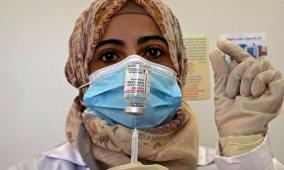 الأردن يعتمد شهادة التطعيم الصادرة عن الصحة الفلسطينية