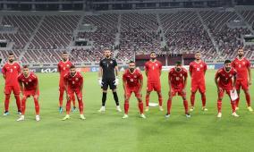 منتخب الأرز يتخطى جيبوتي ويتأهل إلى نهائيات كأس العرب