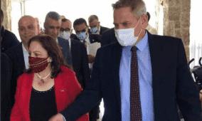 الكيلة تعلن نتائج اجتماعوزارتي الصحة الفلسطينية والإسرائيلية