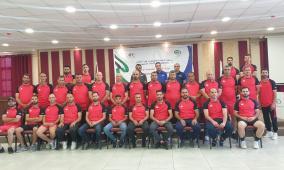 اتحاد كرة القدم يفتتح دورة المدربين للمستوى الرابع (D)