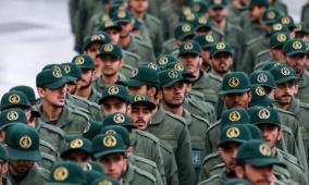 إصابات جراء حريق في منشأة للحرس الثوري الإيراني