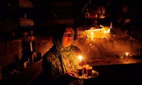 """الكهرباء في غزة.. """"انت وحظك"""""""