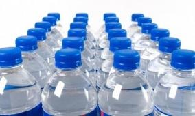 دراسة: المياه المعدنية المعبأة ضارة