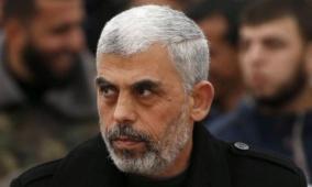 السنوار: سأسهر لراحة الرئيس حال زيارته غزة