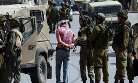 الاحتلال يعتقل 6 شبان من محافظة الخليل