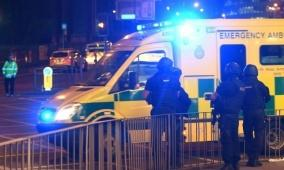 """عشرات القتلى والجرحى بانفجار في """"مانشستر"""" البريطانية"""