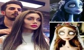 فتاة تجري 200 عملية تجميل لتتحول إلى أميرة كرتون