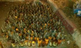 وقائي قلقيلية يضبط مركبة تحوي مشروبات كحولية