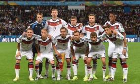 ألمانيا تبحث عن مقر لاقامتها في مونديال روسيا