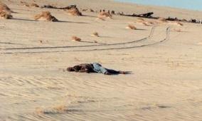 3 مصريين ضلوا طريقهم فقتلهم العطش والجوع