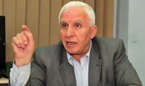 الاحمد: المجلس الوطني سيعيد النظر في السياسة الفلسطينية تجاه الاحتلال