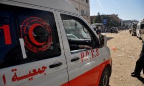وفاة طفلة دهسا في خانيونس