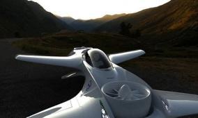 شركة أميركية تستعد لطرح سيارة تطير في السماء