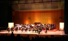 معهد إدوارد سعيد الوطني للموسيقى يحتفل بتخريج دفعة جديدة من طلبته