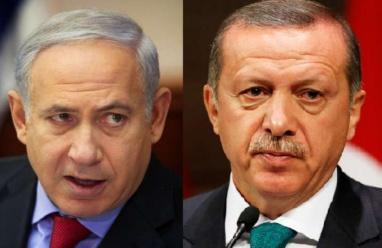 نتنياهو يهاجم اردوغان: لن اتقبل دروسا ممن يقصف قرى كردية لدعم الارهاب