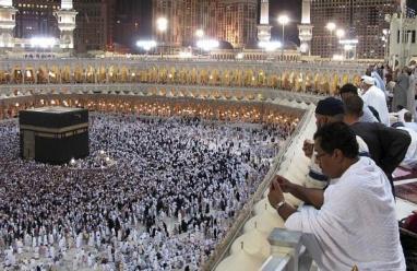 السعودية: المعتمرون يحققون رقما قياسيا
