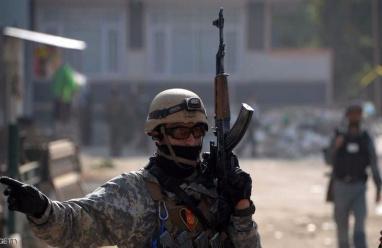 غارة جوية أمريكية تقتل بالخطأ أفراد من قوات الأمن الأفغانية