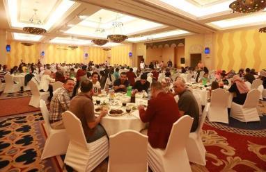 بنك فلسطين يقيم مجموعة من الافطارات الرمضانية على شرف مئات الأطفال الأيتام