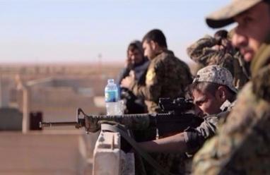 """""""سوريا الديمقراطية"""" تلاحق آخر عناصر داعش في الرقة"""