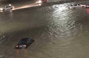 فيضانات تجتاح دول عربية عدة