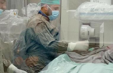 القسطرة العلاجية لقلب الأطفال في مستشفى المقاصد تشهد تميزاً في علاج عيوب القلب الخَلقية